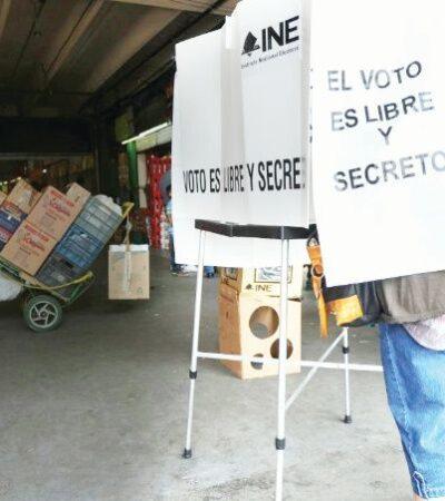 Rompeolas: Elecciones presidenciales, tema aparte en QR
