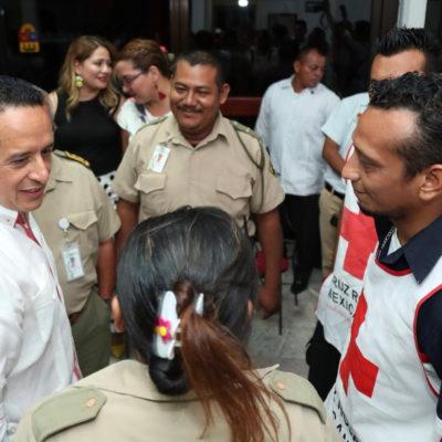 Instala Gobernador de Quintana Roo el Comité Operativo Especializado en Fenómenos Hidrometeorológicos 2018