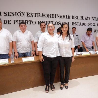 Se reincorpora Laura Fernández al gobierno de Puerto Morelos