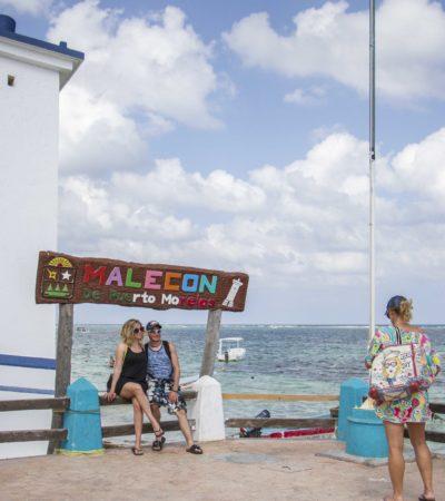 Asegura comuna de Puerto Morelos cumplir con programas y proyectos del Plan Municipal de Desarrollo
