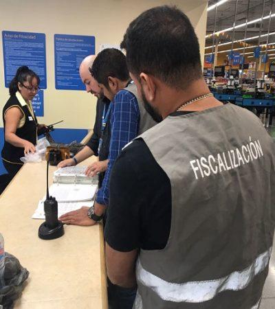 Contrata Fiscalización a 20 inspectores temporales para operativo de verano en Benito Juárez
