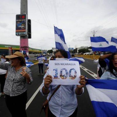 CUMPLE 100 DÍAS CONFLICTO EN NICARAGUA: 448 muertos, crisis económica y el peor rostro de Daniel Ortega