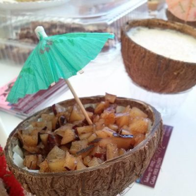 En septiembre se realizará la Feria del Coco en Calderitas