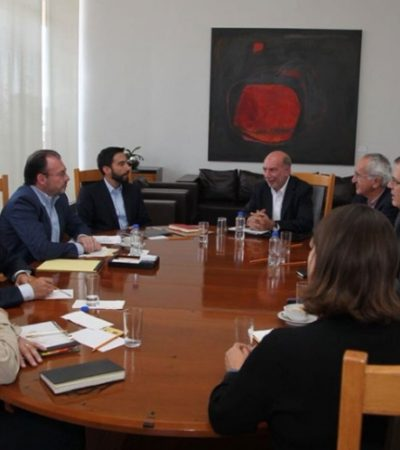 Participarán integrantes del equipo de López Obrador en la renegociación del TLCAN, confirma SRE