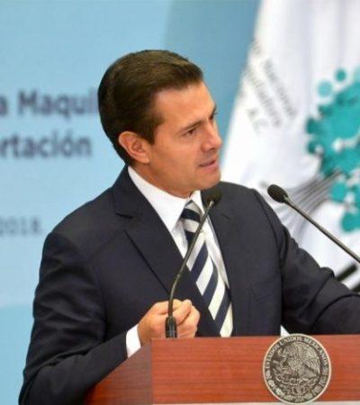 Peña Nieto tomará sus últimas vacaciones como Presidente de México; del 30 de julio al 4 de agosto, el mandatario suspenderá actividades públicas, pero aseguró que se mantendrá al pendiente de lo que acontezca en el país