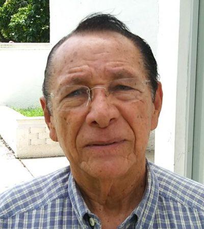 Asegura Hernán Pastrana que será él quien designe a los integrantes de su gabinete y no Morena, partido al que pertenece