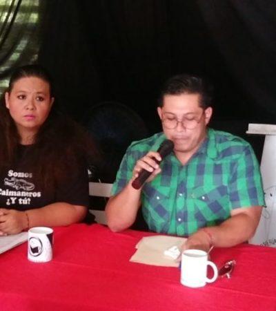Habitantes de Huay-Pix piden al gobernador Carlos Joaquín, intervenir en el intento de privatizar acceso a la laguna Milagros; autoridades ejidales buscan cobrar la entrada