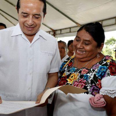 Gestiona Gobierno de QR apoyos financieros para reactivar las micro, pequeñas y medianas empresas afectadas por inundaciones