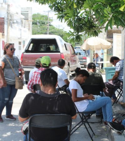 Rompeolas: Inseguridad, sargazo y ahora… ¿un conflicto postelectoral en Playa del Carmen?