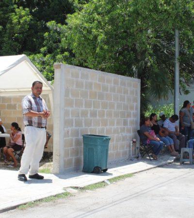 TENSA CALMA EN SOLIDARIDAD: Simpatizantes de Morena y el 'Frente' cumplen tres días de vigilar el Ieqroo en Playa del Carmen ante el temor de posible manipulación de votos