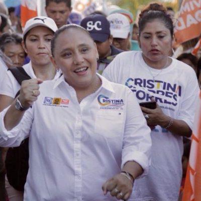 SE ANTICIPA FUERTE DISPUTA POR SOLIDARIDAD: Cristina Torres se declara ganadora y acepta que fue una competencia muy cerrada que podría terminar en tribunales