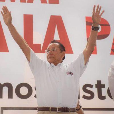 """Seremos honrados"", afirma Hernán Pastrana"