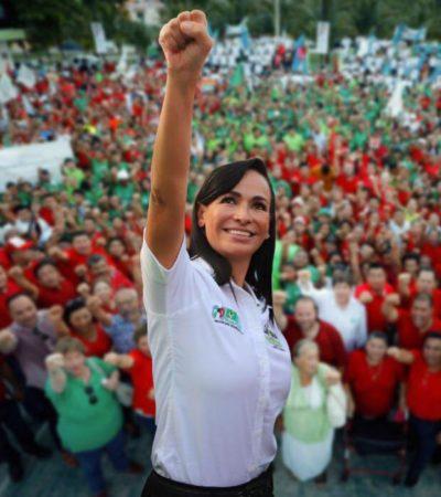 Unen fuerzas políticas contra Laura Fernández: coinciden en que la reelección se dio bajo corrupción y trampas