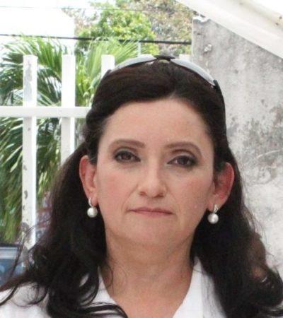"""""""Será un proceso lento por el proceso de escrutinio y cómputo que se realizará de las cuatro elecciones"""", señaló Claudia Rodríguez, vocal ejecutiva del INE en QR"""