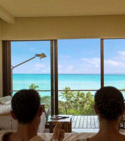 Sorprenden niveles de ocupación por 'all fun inclusive' en la Riviera Maya