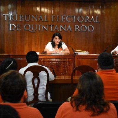 Teqroo ordena al Instituto Electoral de Quintana Roo otorgar audiencia a la asociación 'Frente de Integración Nacional'