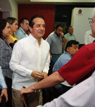 La Licencia de Funcionamiento en Othón P. Blanco será entregada en cinco días; antes se tenían que esperar 10 días: Carlos Joaquín