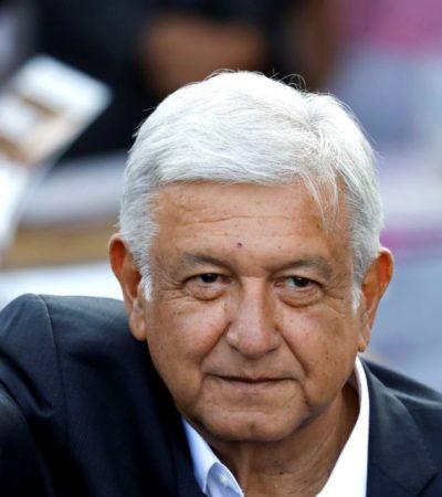 Vota AMLO y no por él mismo para presidente, sino por Rosario Ibarra como homenaje a su lucha social