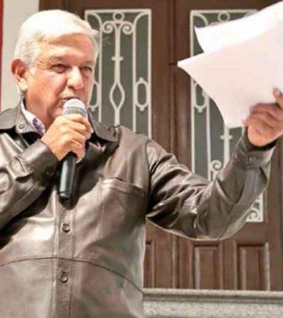 108 MIL PESOS AL MES AL PRÓXIMO PRESIDENTE: Ganará AMLO 40% de lo que percibe Peña Nieto; pudo ser menos, advierte