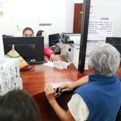 Incia campaña de descuentos 'Borrón y Cero Deudas 2018' en trámites municipales en Cancún