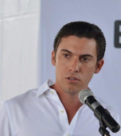 """""""Consulta pública del PDU es para un crecimiento vertical en Cancún"""", afirma Remberto Estrada, y aclara que el caso del lote 19 de Playa Marlín es un predio privatizado"""
