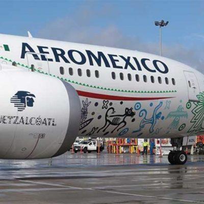Anuncian nueva ruta aérea entre México y Colombia, los vuelos serán de Cancún a Medellín a partir del próximo 17 de noviembre