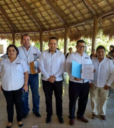 El partido local Confianza por Quintana Roo espera que en octubre tenga integrada toda su estructura