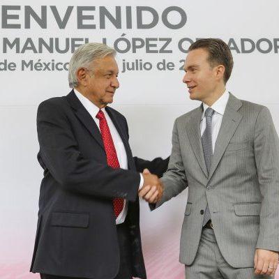 DE UN APRETÓN DE MANOS NACE EL AMOR: Rutilio y AMLO serán los mejores gobernantes, dice Velasco Coello