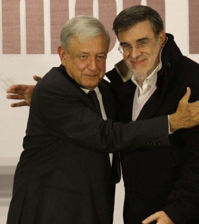 'MISMAS PERSONAS, COSAS DISTINTAS': Deslinda Julio Scherer ibarra fideicomiso 'Por los demás' de Morena