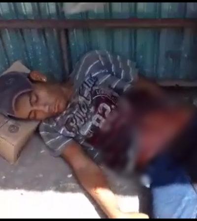 Muere acuchillado por su propio cómplice cuando disputaban el botín de sus atracos en Campeche