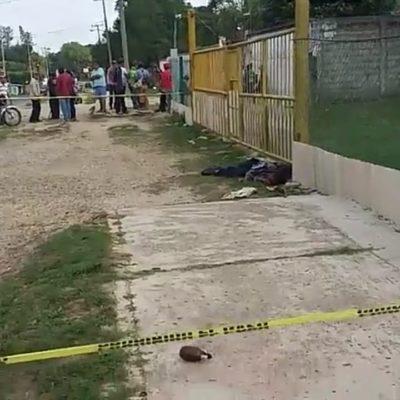 Ejecutan a líder sindical de la FATEV y a un acompañante en Las Choapas, Veracruz