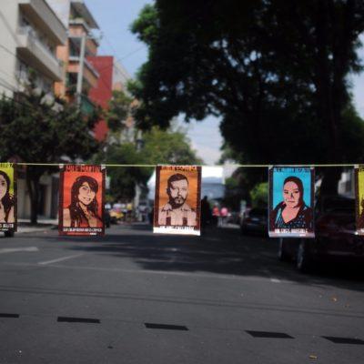 Acusan que las autoridades abandonaron caso del asesinato de Nadia Vera, Rubén Espinosa y 3 mujeres