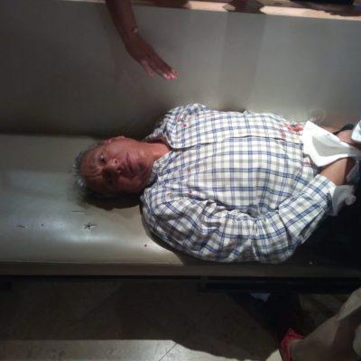 Sufre visitante chiapaneco atraco en Villahermosa