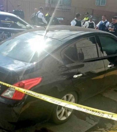 Encuentran 5 muertos dentro de un auto en Neza