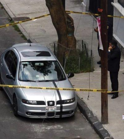 Sufre la Ciudad de México semana de pesadilla: balaceras, crímenes y cadáveres abandonados