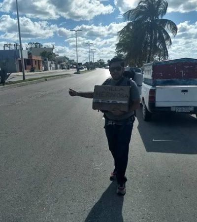 Muere en accidente cuando viajaba de 'aventón' en Alto Lucero, Veracruz