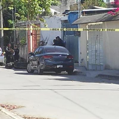 MATAN A BALAZOS A OTRO EN LA REGIÓN 238: Un tiroteo en una vivienda cobra nueva víctima en jornada de violencia en Cancún