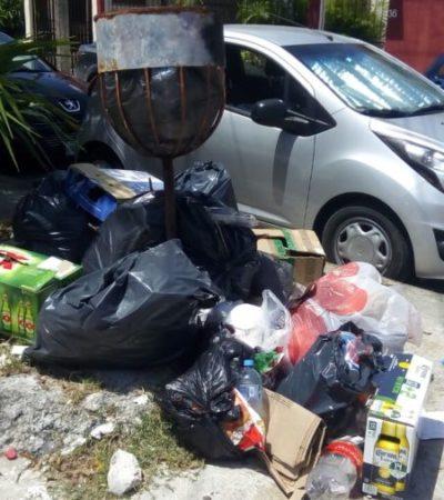 Regidor pide 'mano dura' contra la empresa encargada de la recoja de basura en BJ; Siresol culpa a usuarios