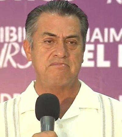 Sí es bronco… Escatima Jaime Rodríguez Calderón reconocimiento a triunfo de AMLO