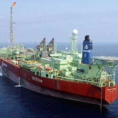 Intercepta patrulla de la Armada a buque de Pemex para atender emergencia médica
