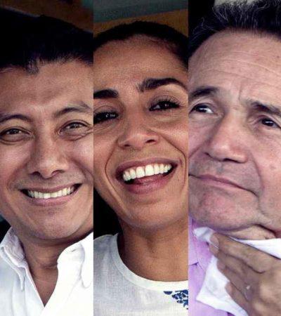 CARRO COMPLETO DE MORENA EN QR, CON EX PRIISTAS: Se lleva el partido de AMLO las dos senadurías y las cuatro diputaciones de mayoría relativa tras históricas votaciones