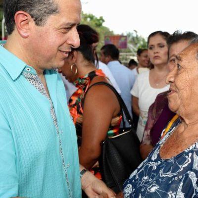 Invierte Gobierno de QR 98.3 mdp para proveer vivienda para 684 familias  en Chetumal y Cozumel