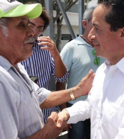 Promueve Gobernador tres nuevas aplicaciones móviles para mejorar la seguridad de ciudadanos en Quintana Roo