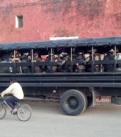 Deja la jornada electoral 62 detenidos por disturbios e intimidación en Yucatán