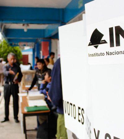 Habrá recuento de votos en el 75% de las casillas para la elección federal en Campeche