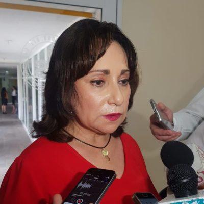 Culpa Catalina Portillo a ciudadanos de la corrupción en la STyPS