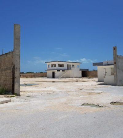 Cementeras problemáticas se fueron, pero dejaron predios abandonados e inseguros en Cancún
