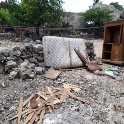 EL OLVIDO DE CHUMPÓN TRAS LAS INUNDACIONES: A dos semanas de las lluvias que dejaron a casi todo un pueblo damnificado, la realidad que se vive es de abandono