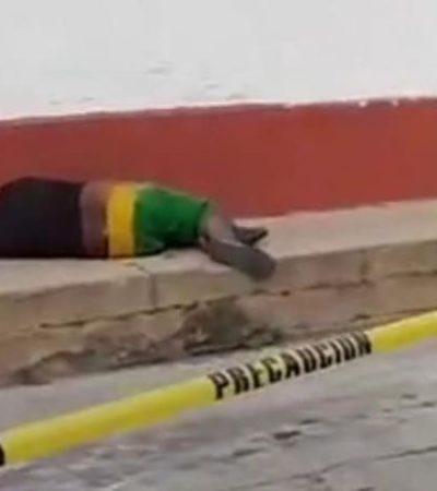 Muere albañil de un disparo en la cabeza; ya había logrado sobrevivir a un ataque previo