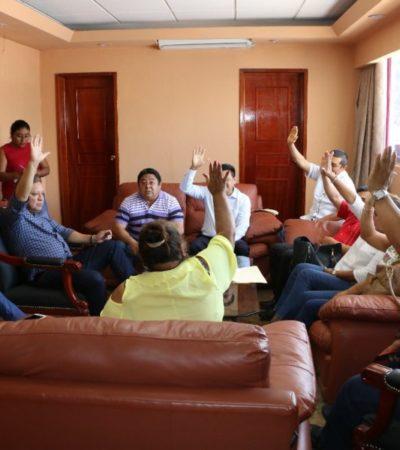 Renuncia Andrés Cohuo, alcalde de Chiquilá, tras ser repudiado en consulta pública por acusaciones de malos manejos